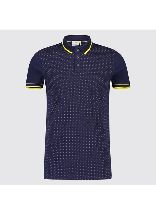 Blue Industry Polo KBIS19-M31