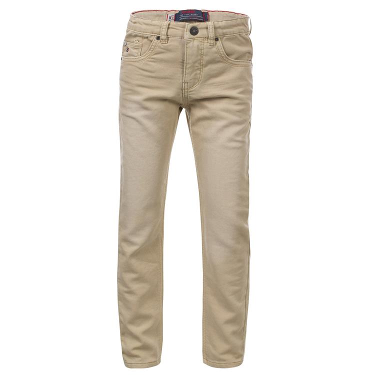 Blue Rebel GROOVE - comfy slim fit jeans - Sand - dudes