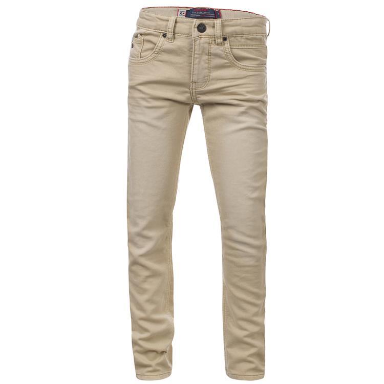Blue Rebel MINOR - comfy skinny  fit jeans - Sand - dudes