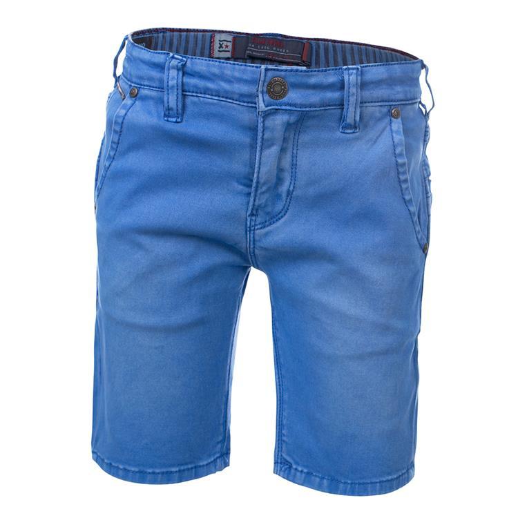 Blue Rebel CHINO - regular fit chino shorts - Breeze - dudes