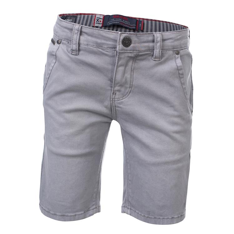 Blue Rebel CHINO - regular fit chino shorts - Cloud - dudes
