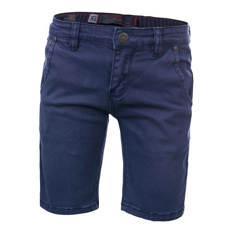 Blue Rebel CHINO - regular fit chino shorts - Ocean - dudes