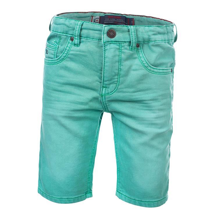 Blue Rebel CARPENTER - slim fit shorts - Seafoam - dudes