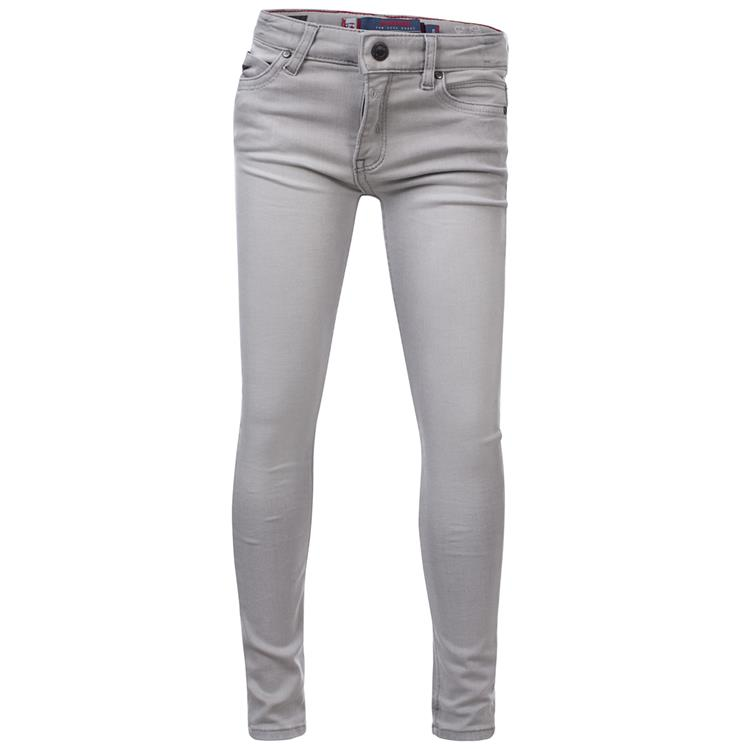 Blue Rebel TILE - super skinny fit jeans - Ice grey wash - dudes