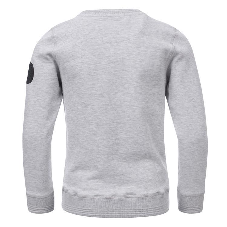 Blue Rebel  -  sweater - Off white melange - dudes
