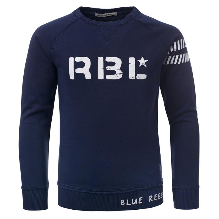 Blue Rebel  -  sweater - Ocean - dudes