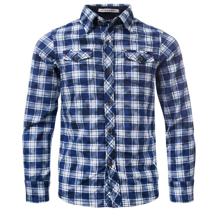 Blue Rebel  -  shirt - Ocean - dudes
