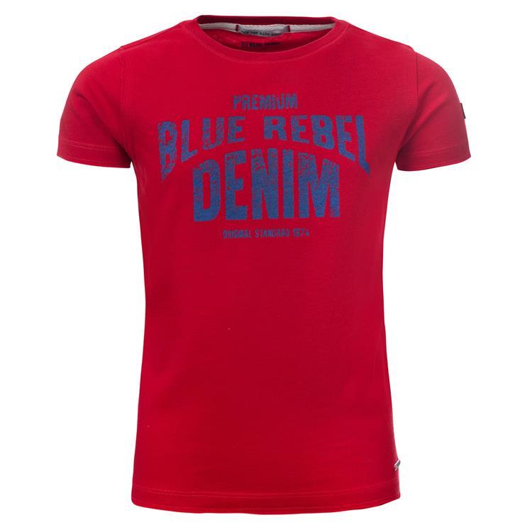 Blue Rebel  -  T-shirt short sleeve - Sunset - dudes