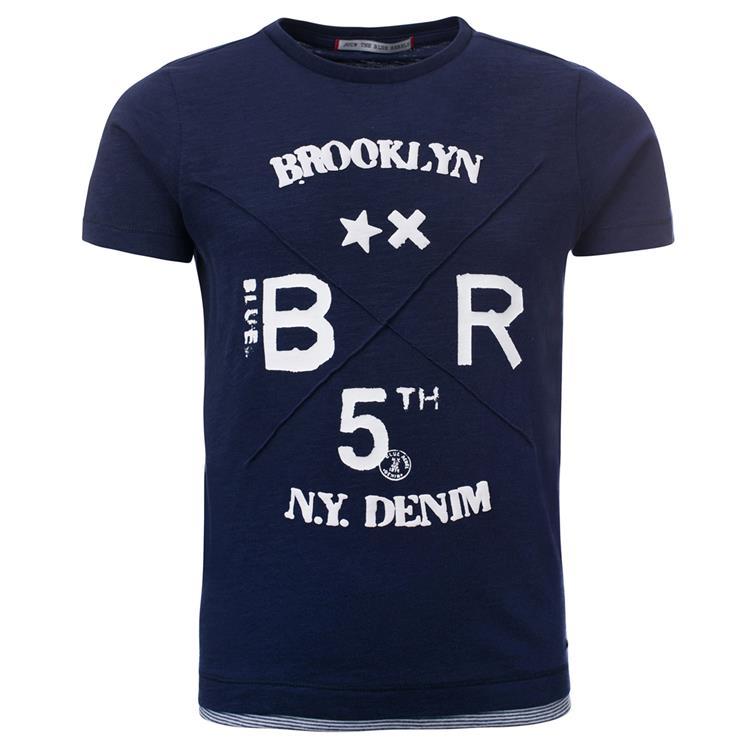Blue Rebel  -  T-shirt short sleeve - Ocean - dudes