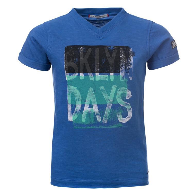 Blue Rebel  -  T-shirt short sleeve - Breeze - dudes