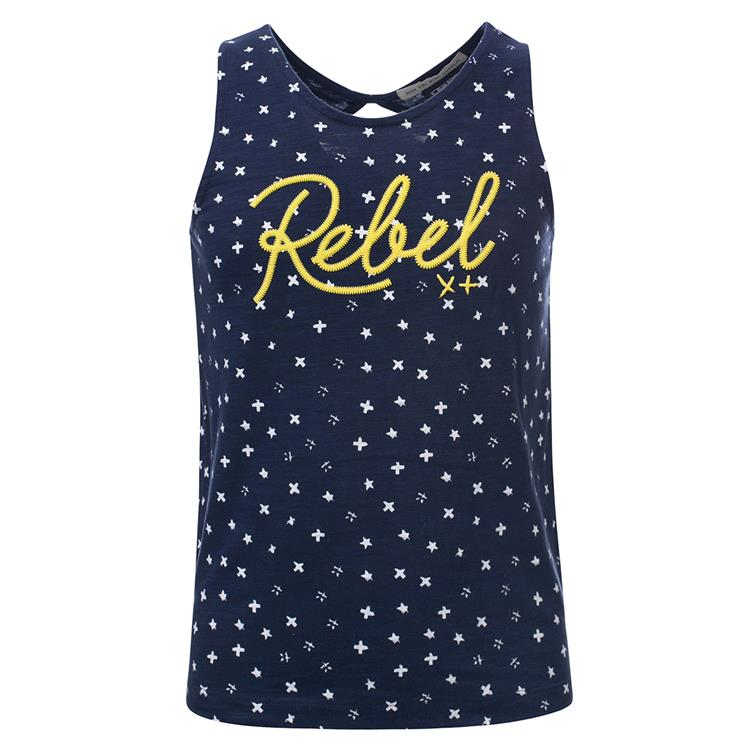 Blue Rebel  -  singlet - Ocean - betties