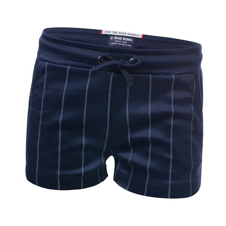 Blue Rebel  -  sweat shorts - Ocean - betties