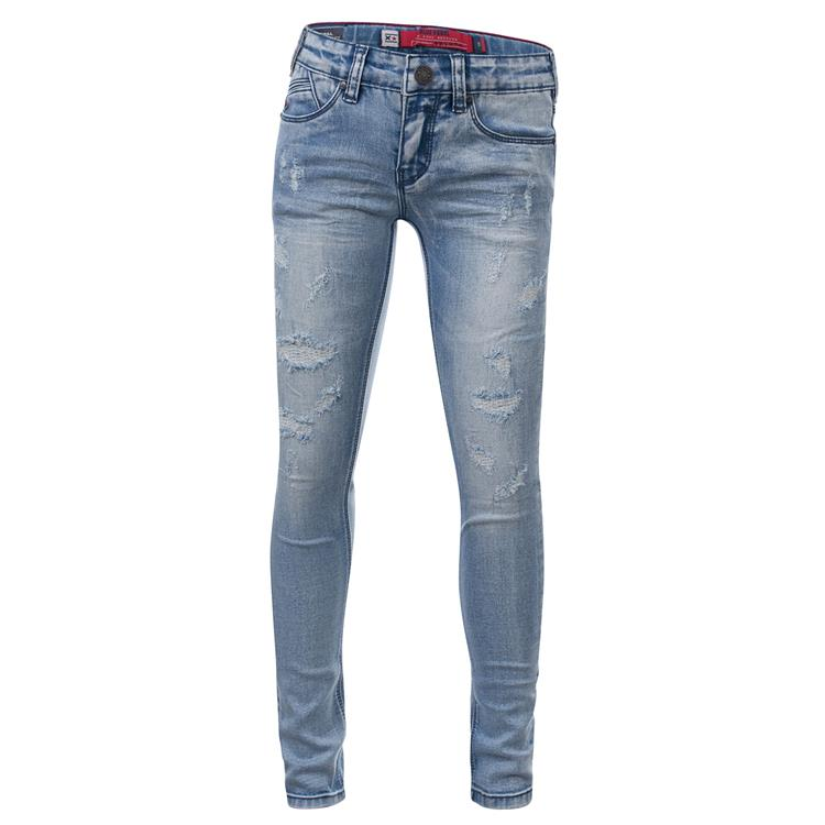 Blue Rebel COPAL - ultra skinny fit jeans - Clear wash - betties