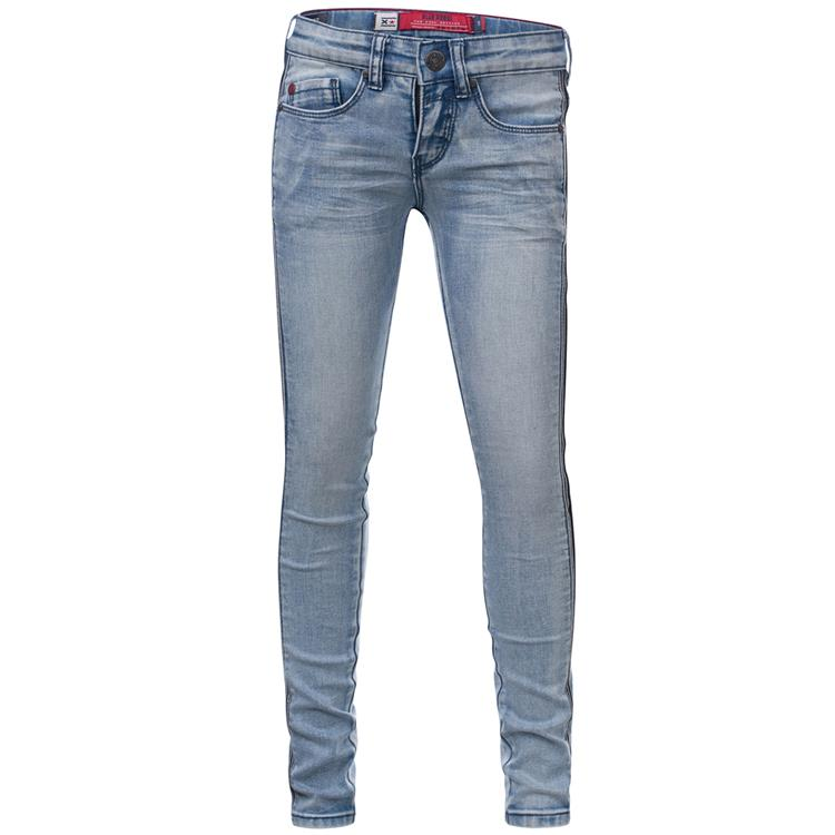 Blue Rebel PYRIET - ultra skinny fit jeans - Clear wash - betties