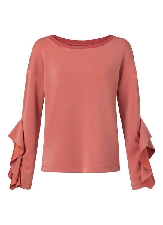 YAYA Sweater Cropped 100996-912