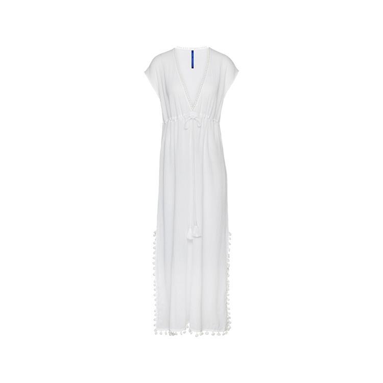 Cyell jurk Sunset White