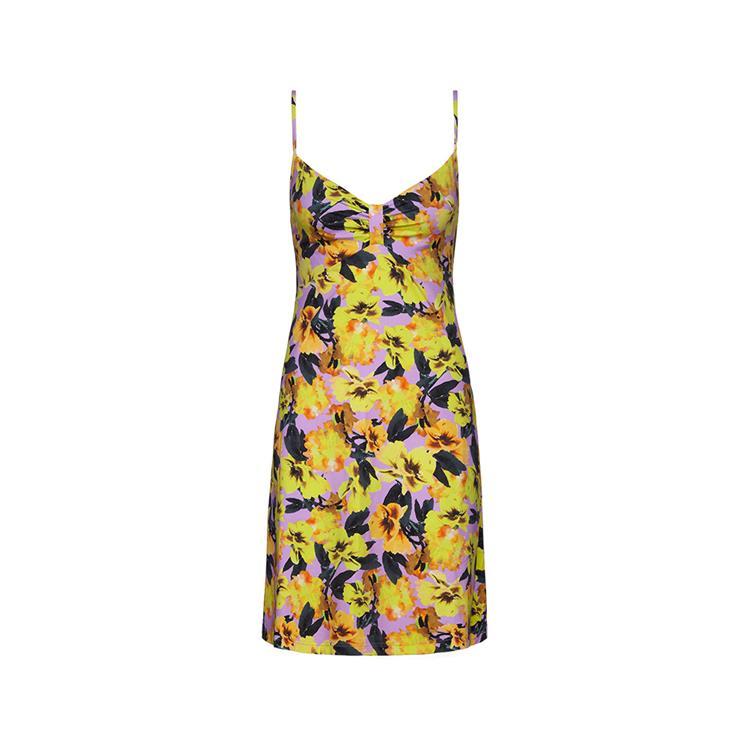 Cyell jurk Le Jardin