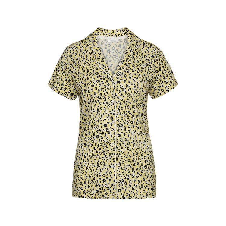 Cyell shirt short sleeve Leopard