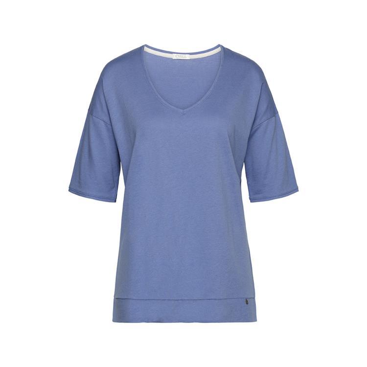 Cyell shirt short sleeve Solids Royal