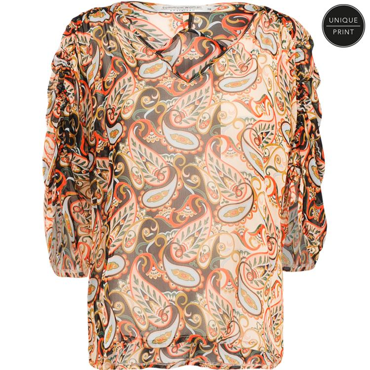 Summum Top Paisley