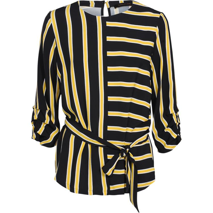 Summum Top Striped