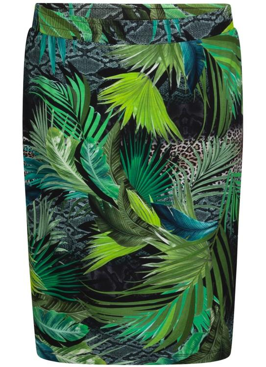 Tramontana Rok Jungle Print