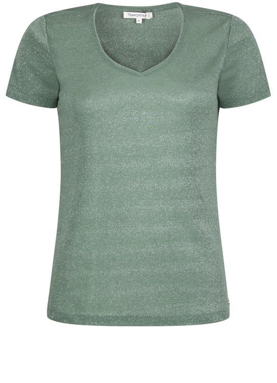 Tramontana T-Shirt S/S Lurex
