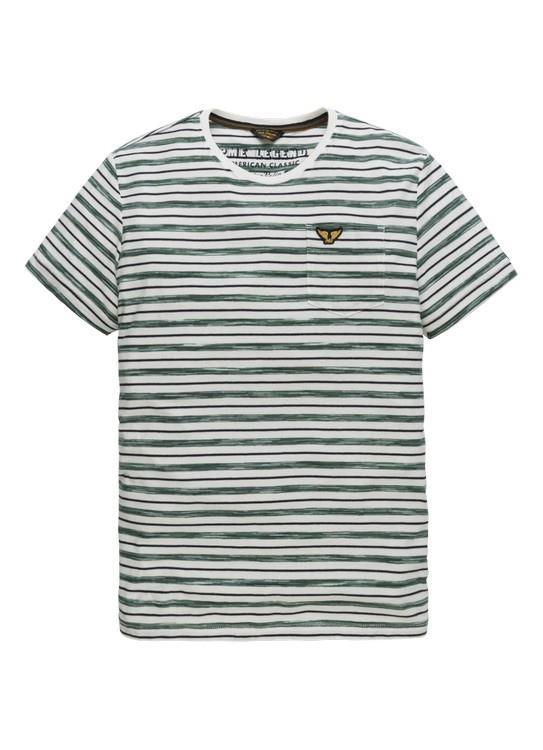 PME Legend T-Shirt KM Space YD Strip