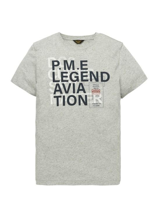 PME Legend T-Shirt KM Yarn Jersey