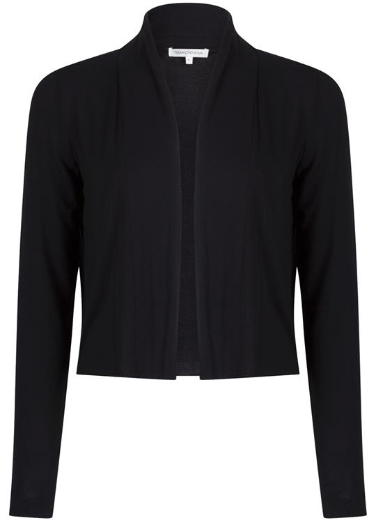 Tramontana Vest Circle Knit Short