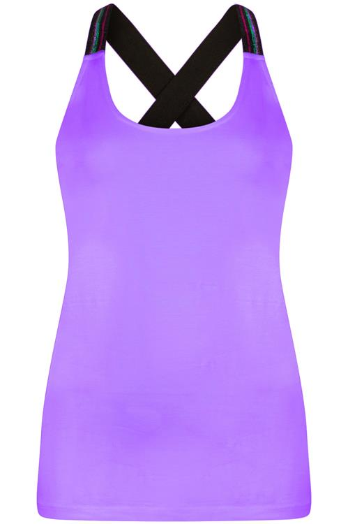 Tramontana Singlet Colored Stripe Tape