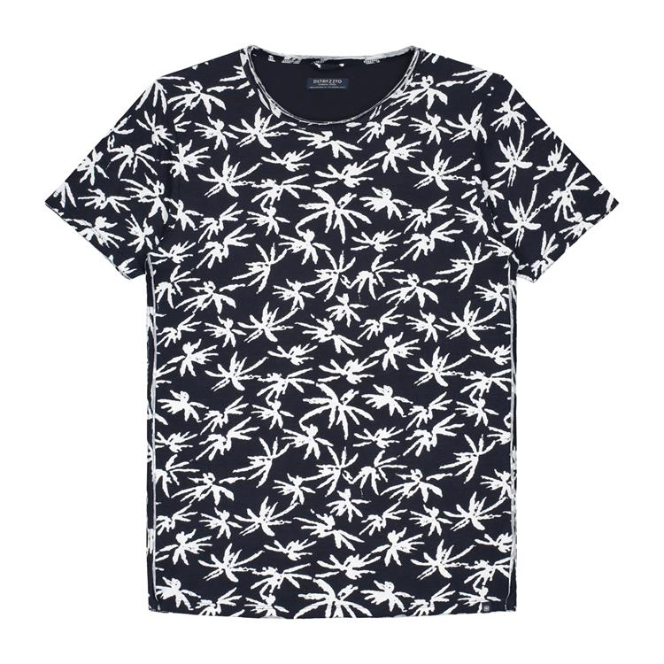 Dstrezzed T-Shirt Palm Single Jersey