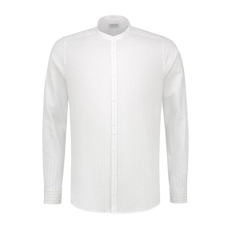 Dstrezzed Overhemd Jaquard Stripe