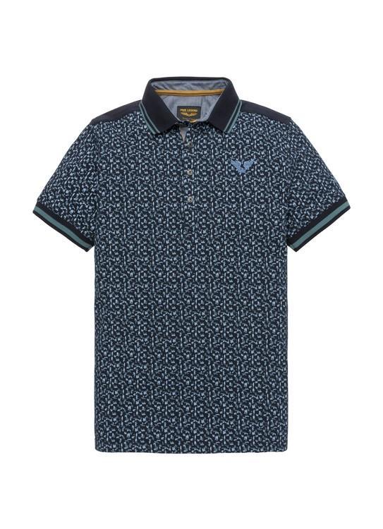 PME Legend Polo KM Single Jersey