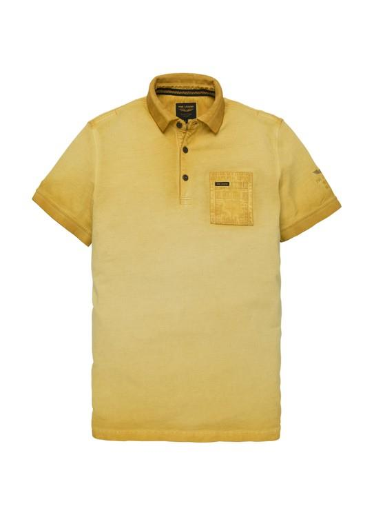 PME Legend Polo KM Light Pique Cold