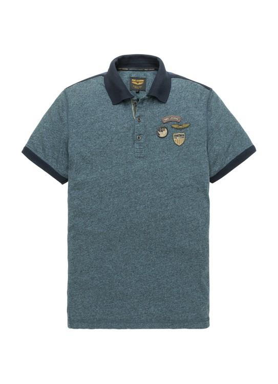 PME Legend Polo KM Space Jersey