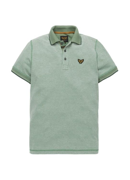 PME Legend Polo KM Two Tone Pique