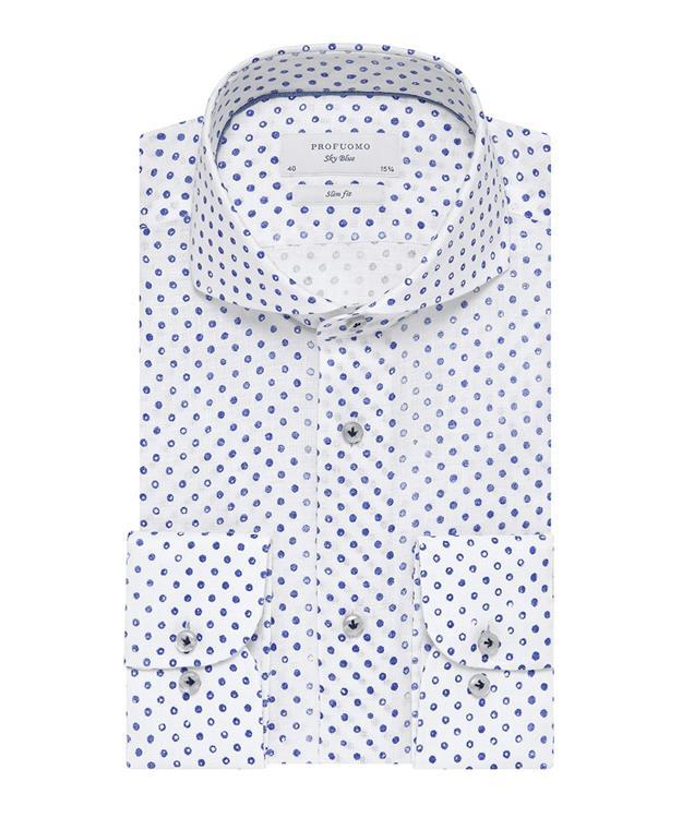 Profuomo Overhemd Printed
