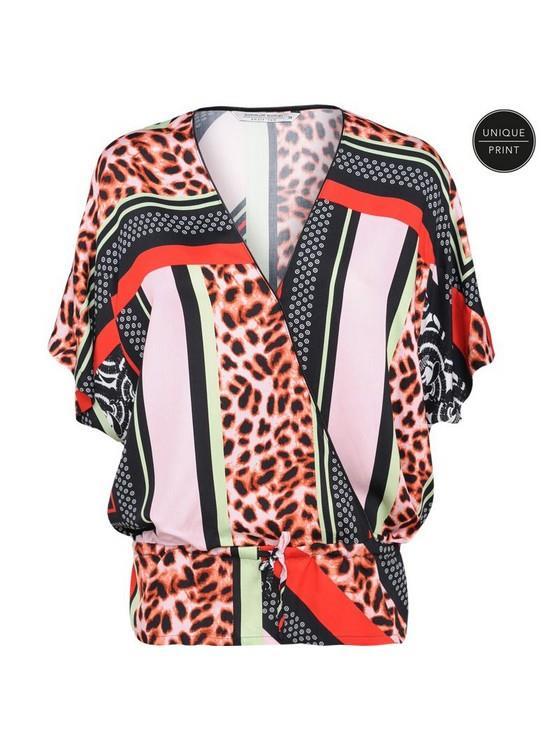 Summum Top Kimono Sleeves
