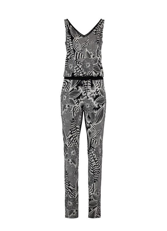 Expresso Jumpsuit Fiona