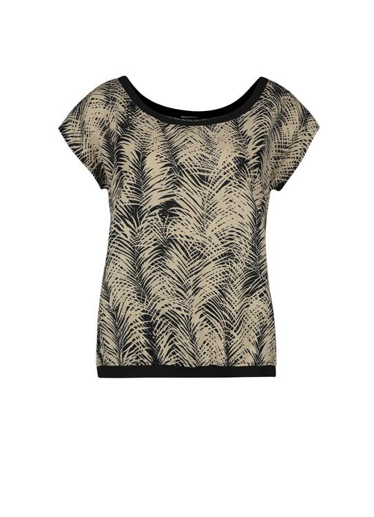 Expresso Blouse Feather