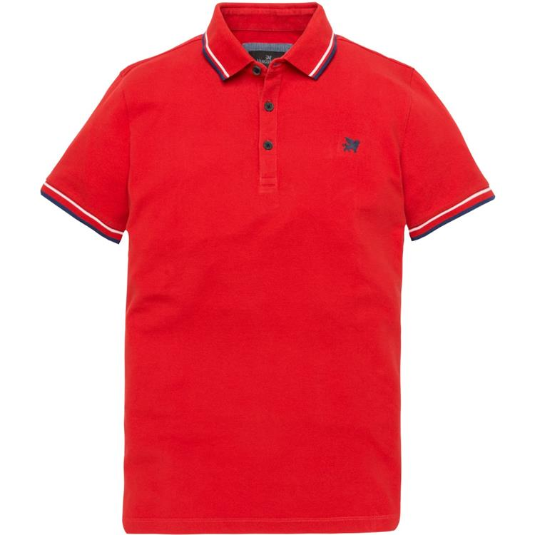 Vanguard Polo KM Pique Stretch