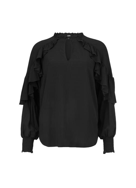 Gustav T-Shirt Frills 30643-07119-0
