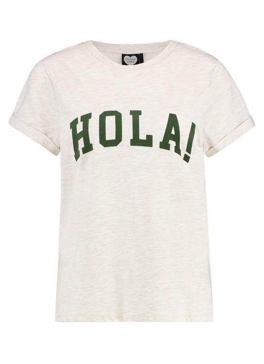 Catwalk Junkie T-Shirt Hola Amigo