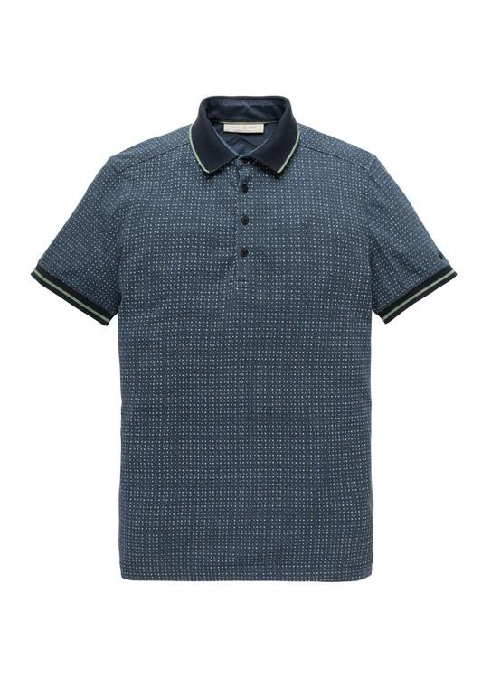 Cast Iron Polo Coloured Dot Jersey KM