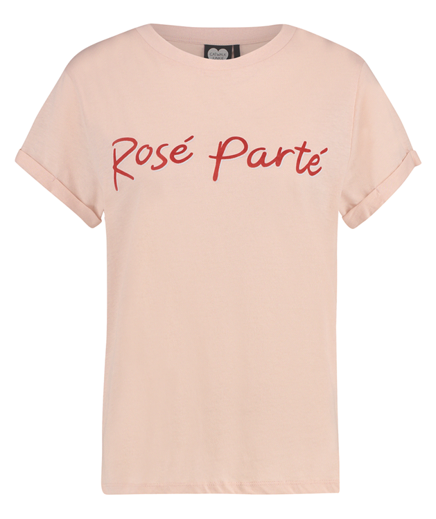 Catwalk Junkie T-Shirt Rose Parte