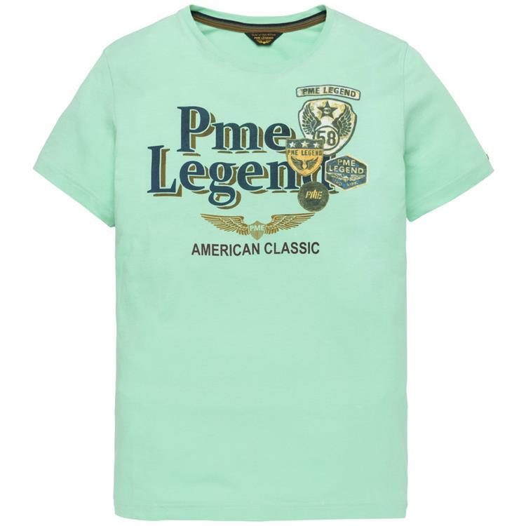 PME Legend T-Shirt Play Groen