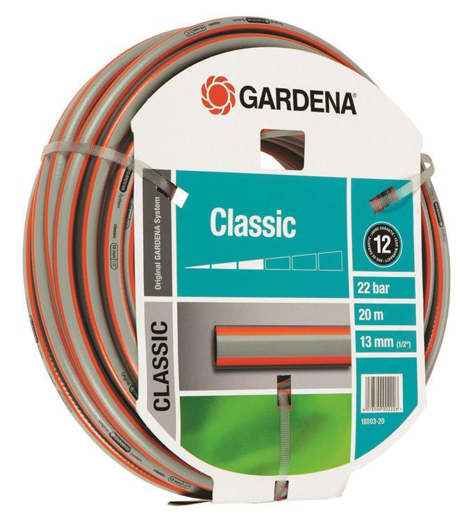 """Gardena Classic tuinslang 13 mm (1/2"""") 20 m"""