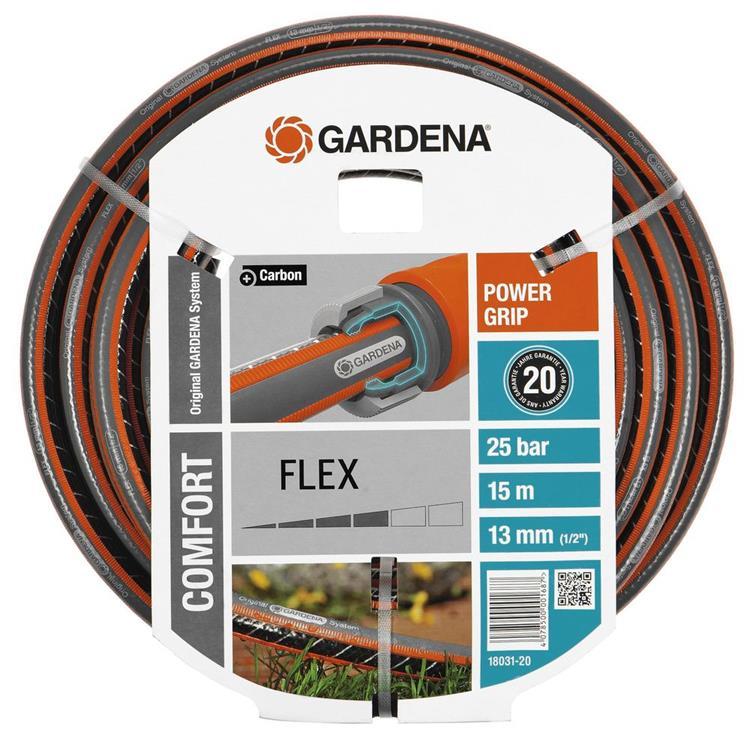 "Gardena Comfort Flex tuinslang 9 x 9 mm (1/2"") 15 m"