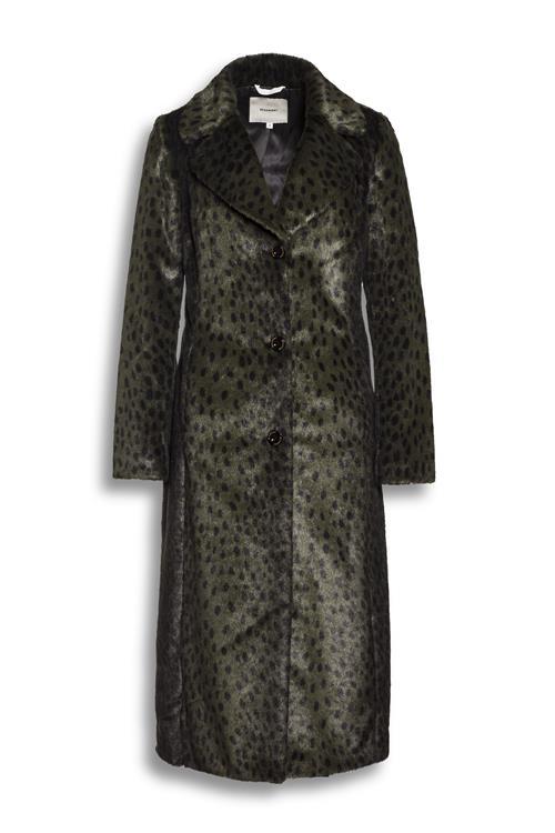 Beaumont Jas Cheetah fur long